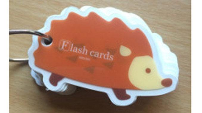 単語カードの面白い使い方