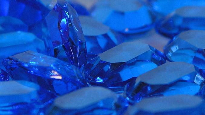 カラーセラピー青の効果